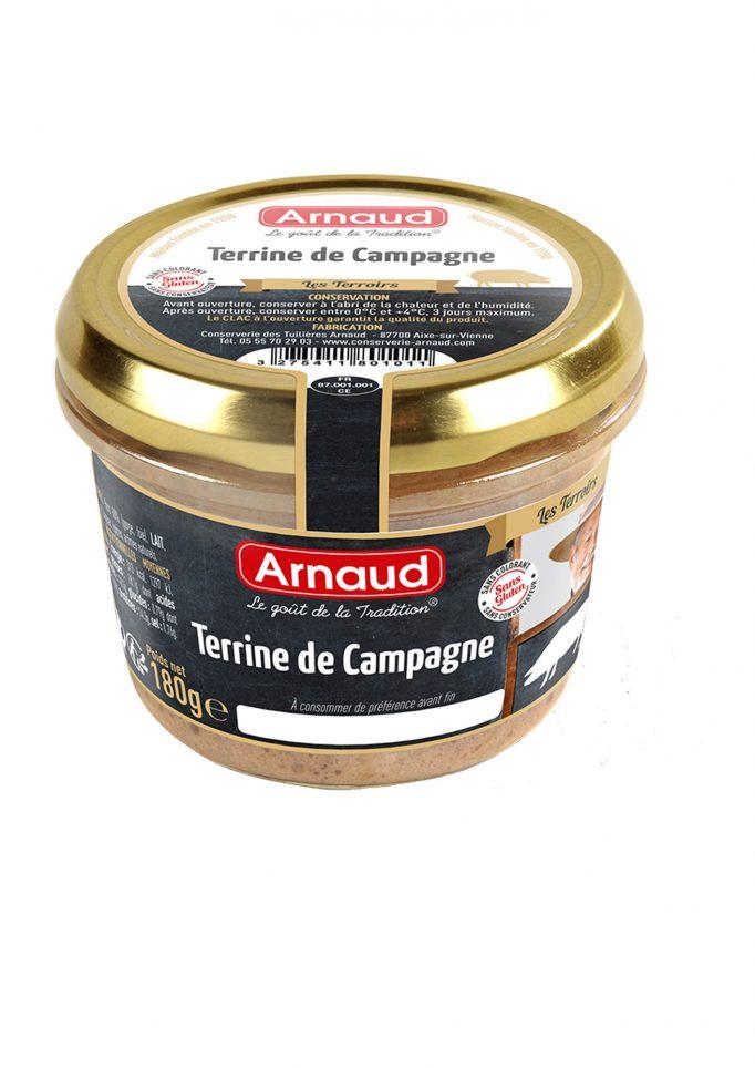 12080101 Terrine de Campagne glas