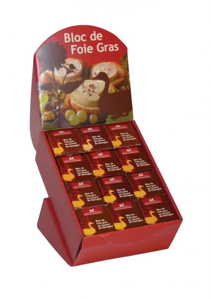 44020191 Bloc de Foie Gras de Canard blik