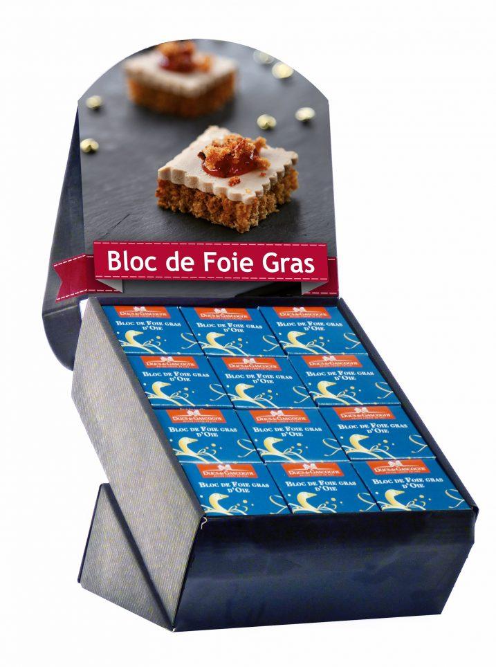 44020192 Bloc de Foie Gras d Oie blik
