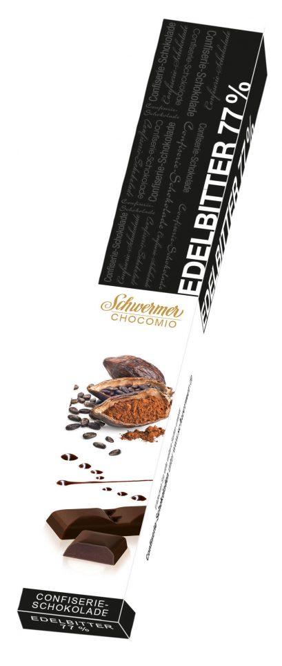 77005627 Choc.Reep puur 77 cacao