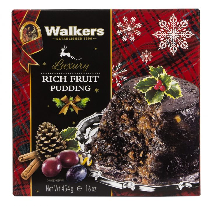 98003701 Trad. Rich Fruit Xmas Pudding ds