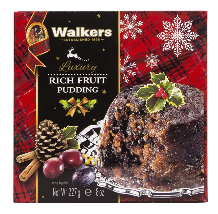 98003713 Trad. Rich Fruit Xmas Pudding ds
