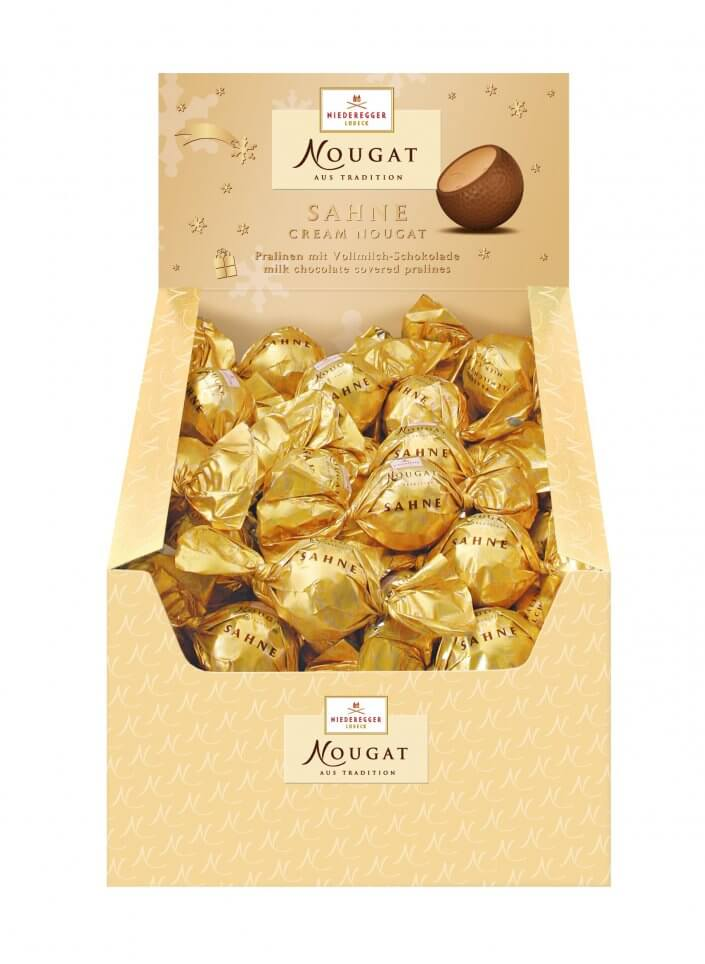48019003 Nougat Roomkogels display 75x15g