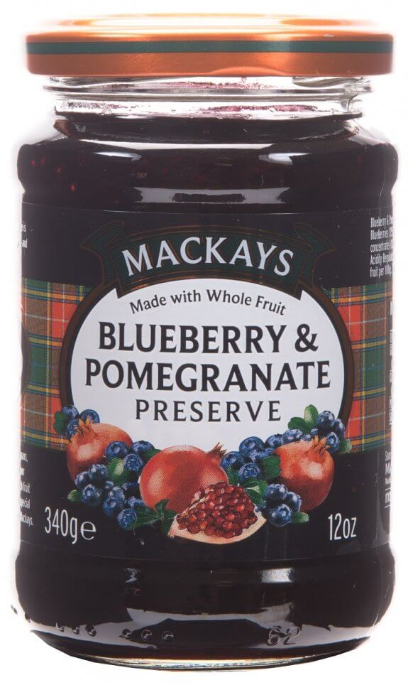 62003343 Blueberry Pomegranate Preserve