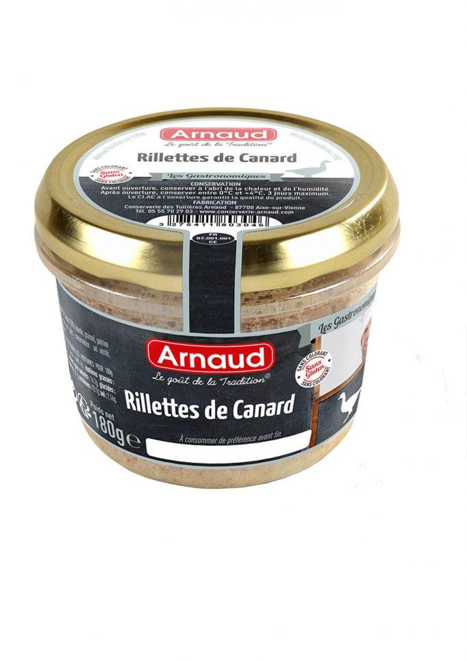 12080304 Rilettes de Canard glas