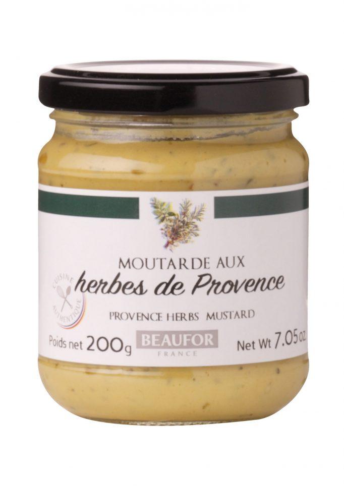 29032228 Provence Kruiden Mosterd glas