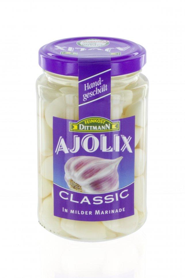 40006758 Ajolix Classic milde Knofl.tenen glas